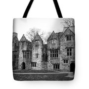 Jacobean Wing At Donegal Castle Ireland Tote Bag