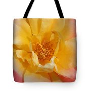 Jacob's Bands Of Color Tote Bag