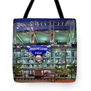 Jacobs Field Tote Bag