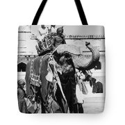 Jacqueline Bouvier Kennedy Tote Bag