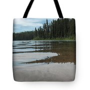 Jade Lake Tote Bag