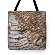 Jades Night Out - Tile Tote Bag