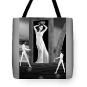 Jaedes Fortress - Self Portrait Tote Bag