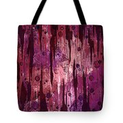 Jagged Edges Tote Bag