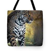 Jaguar At Rest Tote Bag
