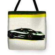 Jaguar C-x75 Tote Bag