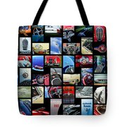 Jaguar Car Art -01 Tote Bag