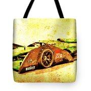 Jaguar Le Mans 2015, Race Car, Fast Car, Gift For Men Tote Bag