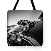 Jaguar Mascot Tote Bag