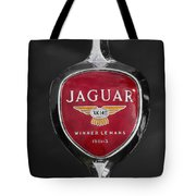 Jaguar Medallion Tote Bag