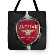 Jaguar Medallion Tote Bag