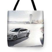 Jaguar Xj Ultimate 2013 Tote Bag