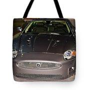 Jaguar Xk No 1 Tote Bag