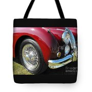 Jaguar Xk Series Tote Bag