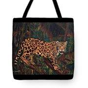 Jaguar's Domain Tote Bag