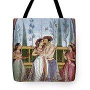 Jahangir (1569-1627) Tote Bag