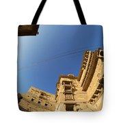 Jaisalmer Fort Tote Bag