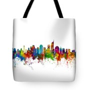 Jakarta Skyline Indonesia Tote Bag