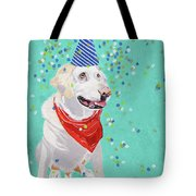 Jake The Party Animal Tote Bag
