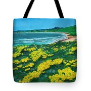Jalama Beach Tote Bag
