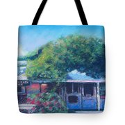 Jalama Beach Store Tote Bag
