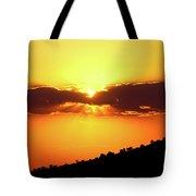 Jalisco Sunset Tote Bag