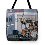 Jam Rock Tote Bag