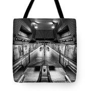 Jamaica Center Subway Station, Queens New York Tote Bag