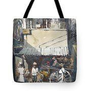 Old Jamaica Country Tote Bag