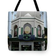 Jamaica Hemp Heaven Tote Bag