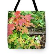 Jamaica Me Fall Tote Bag