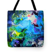 Jamaica Nights Tote Bag