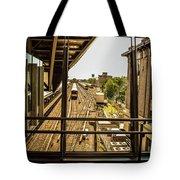 Jamaica Station Tote Bag