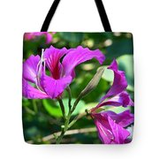 Jamaican Bloom Photograph   Tote Bag