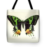 Jamaican Jewel Tote Bag