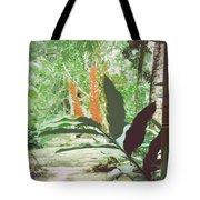 Jamaican River Tote Bag