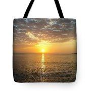 Jamaican Sunset Tote Bag