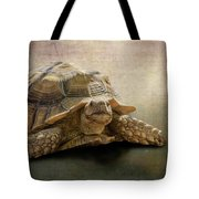 Jamal The Tortoise Tote Bag