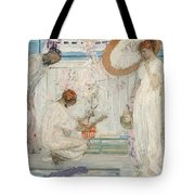 -   James Abbott Mcneill Whistler Tote Bag