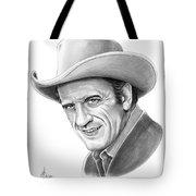 James Arnes Tote Bag by Murphy Elliott