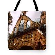 James Bishop's Castle Tote Bag