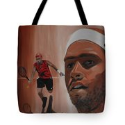 James Blake Tote Bag