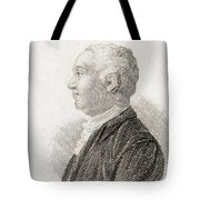 James Bruce, 1730 To 1794. Scottish Tote Bag