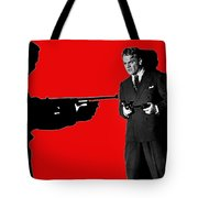 James Cagney As Gangster  Rocky Sullivan In Angels With Dirty Faces 1938-2008 Tote Bag