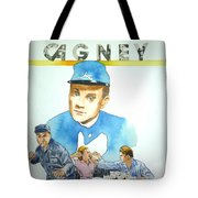 James Cagney Tote Bag