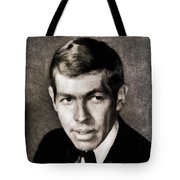 James Coburn, Vintage Actor Tote Bag