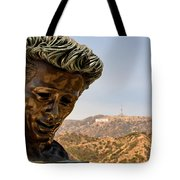 James Dean - Griffith Observatory Tote Bag
