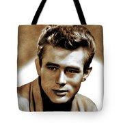 James Dean, Actor Tote Bag