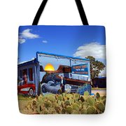 James Dean Was Here Too Tote Bag