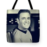 James Doohan, Scotty Tote Bag